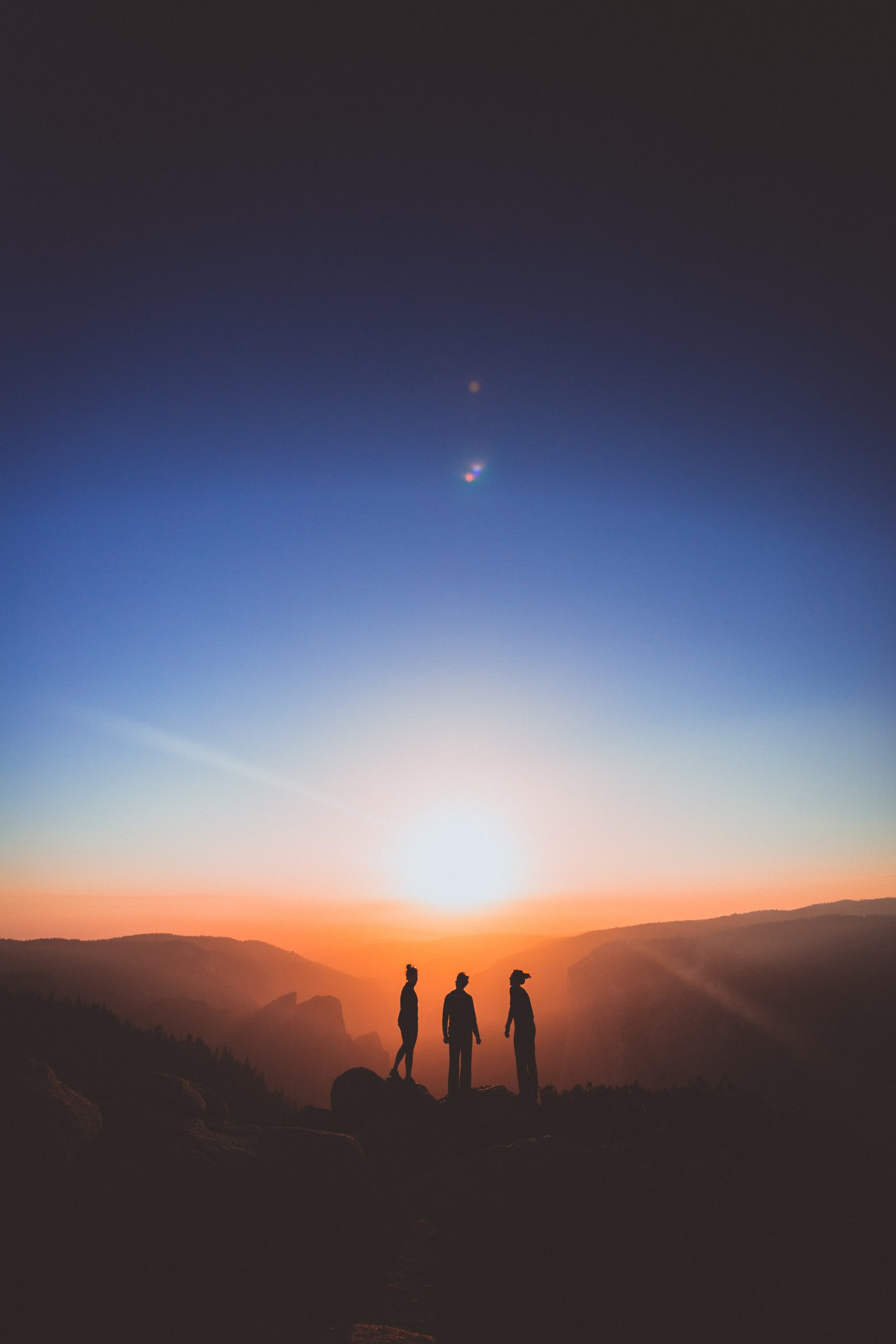 Let the sun rise and survive together